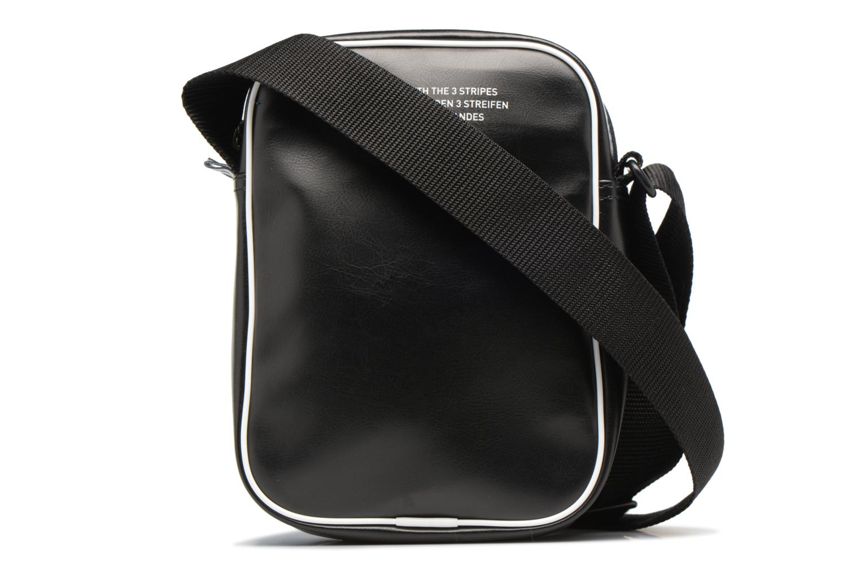 Borse uomo Adidas Originals Mini Bag Vint Nero immagine frontale