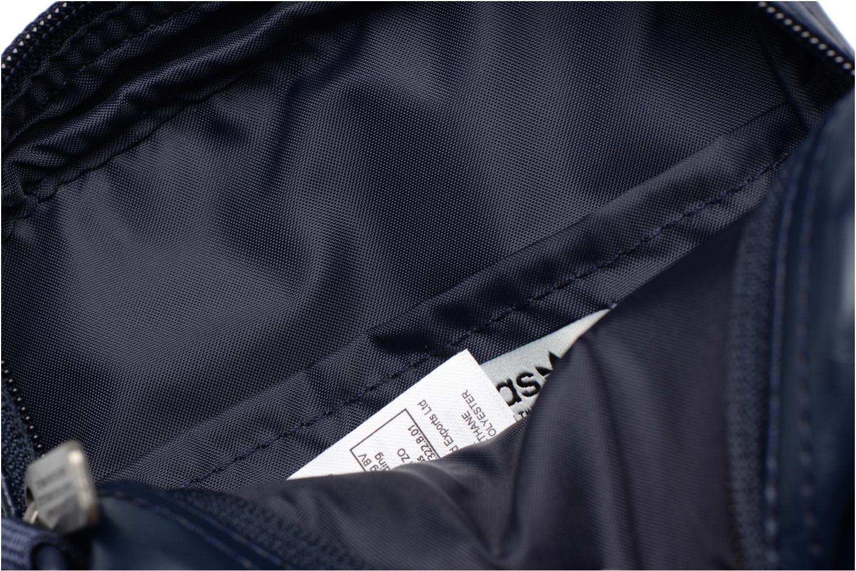 Borse uomo Adidas Originals Mini Bag Vint Azzurro immagine posteriore