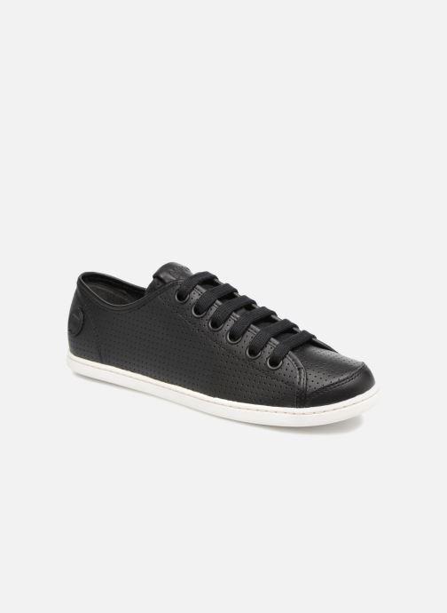 Sneakers Camper Uno 2 Sort detaljeret billede af skoene