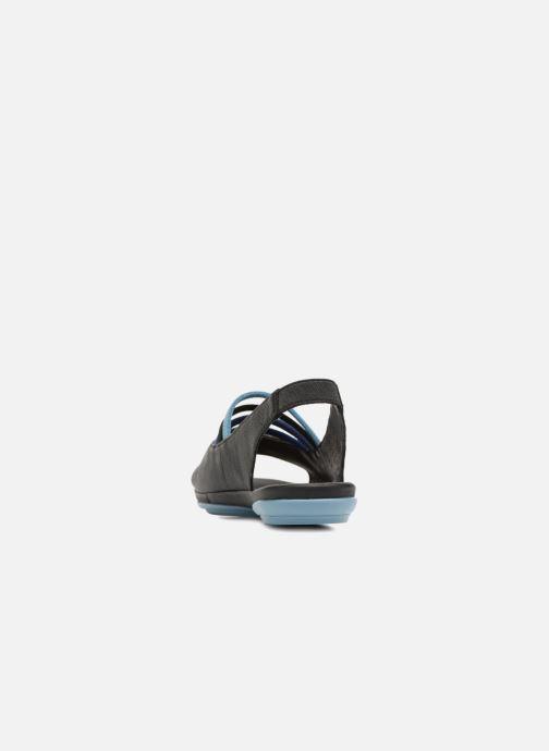 Sandalen Camper TWS K200620-001 Zwart rechts