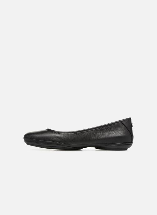 10 316838 Camper Nina Right Ballerinas schwarz EnEqOwZR