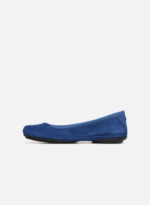 Ballerines Camper Right Nina 10 Bleu vue face