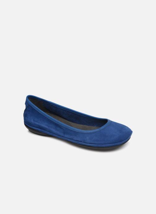 Camper Right Nina 10 (blau) - Ballerinas bei Más cómodo