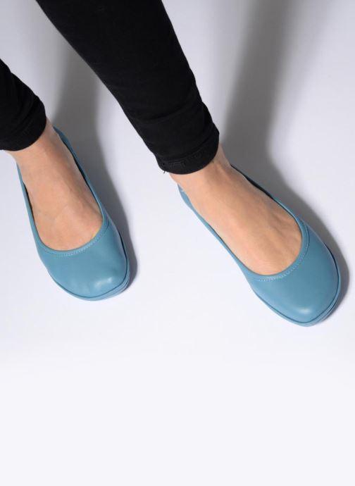 Camper Right Ballerinas Nina 11 (blau) - Ballerinas Right bei Más cómodo 11fa66