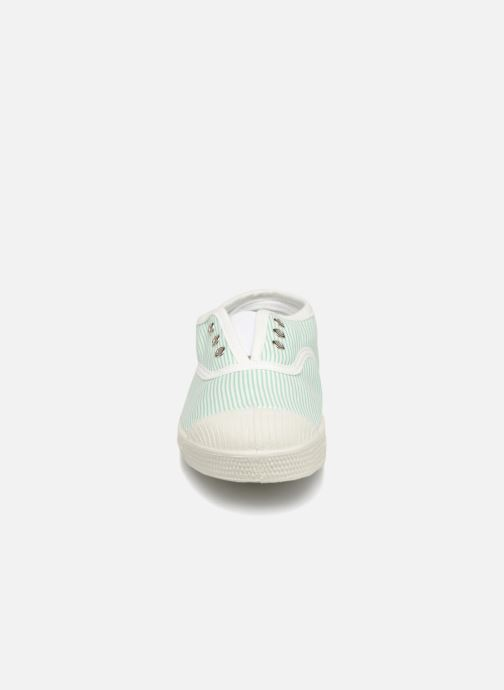 Trainers Bensimon Tennis Elly Indigoprint E Blue model view