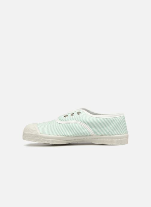 Trainers Bensimon Tennis Elly Indigoprint E Blue front view