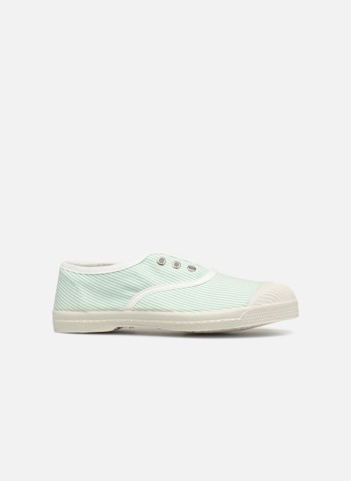 Trainers Bensimon Tennis Elly Indigoprint E Blue back view