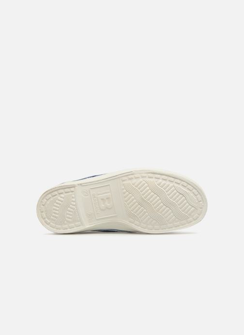 Trainers Bensimon Tennis Elly Indigoprint E Blue view from above