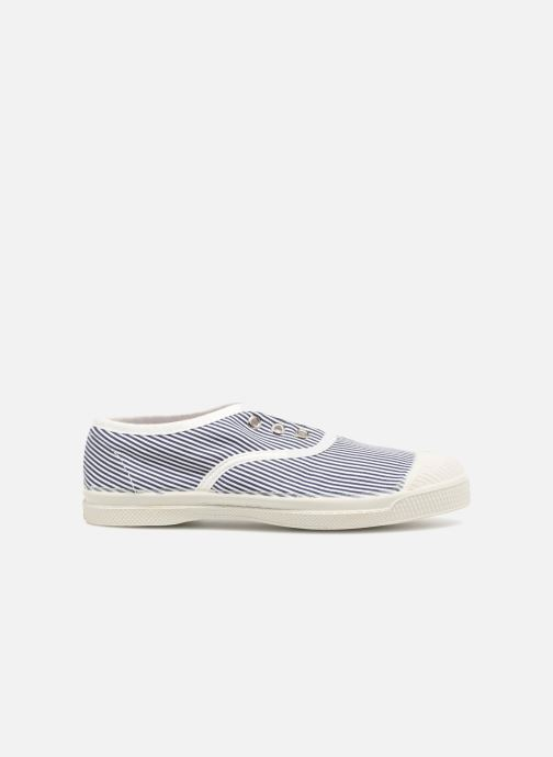 Trainers Bensimon Tennis Elly Fines Rayures E Blue back view