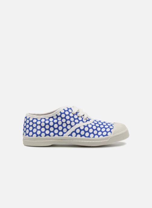 Sneaker Bensimon Tennis Lacets Colorspots E blau ansicht von hinten