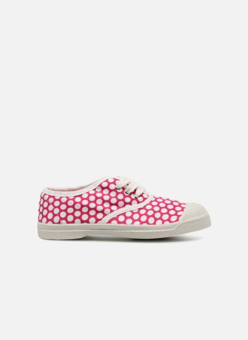 Sneakers Bensimon Tennis Lacets Colorspots E Pink se bagfra