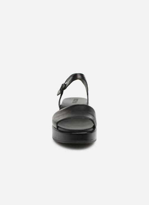Sandales et nu-pieds Camper Misia 1 Noir vue portées chaussures