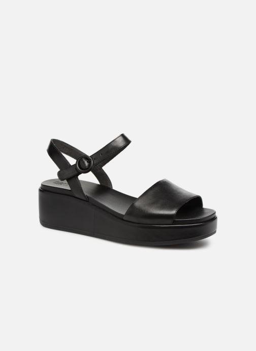 Sandales et nu-pieds Camper Misia 1 Noir vue détail/paire