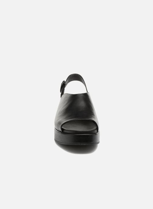 Sandales et nu-pieds Camper Misia 7 Noir vue portées chaussures