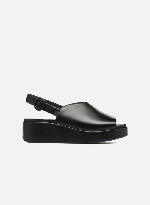 Sandales et nu-pieds Camper Misia 7 Noir vue derrière