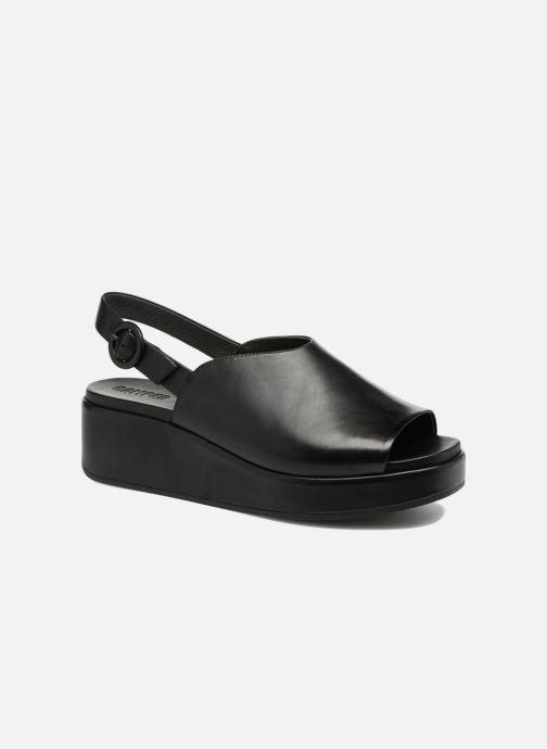 Sandales et nu-pieds Camper Misia 7 Noir vue détail/paire