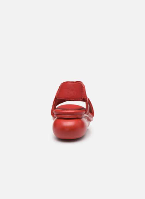Sandales et nu-pieds Camper Balloon 3 Rouge vue droite
