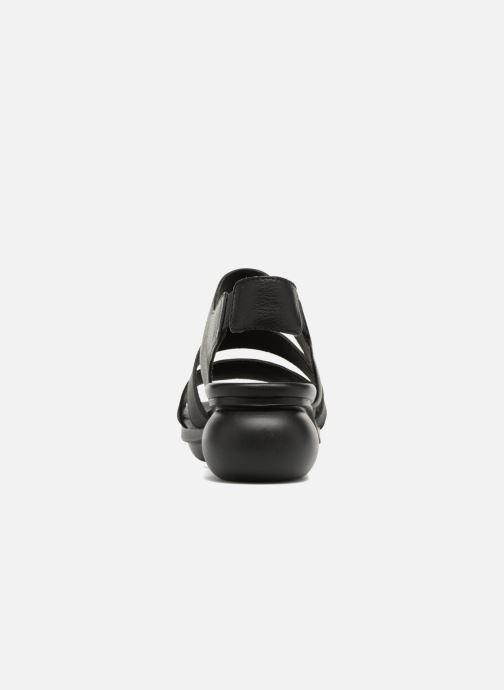12777a668e60 Camper Balloon 5 (Black) - Sandals chez Sarenza (316874)
