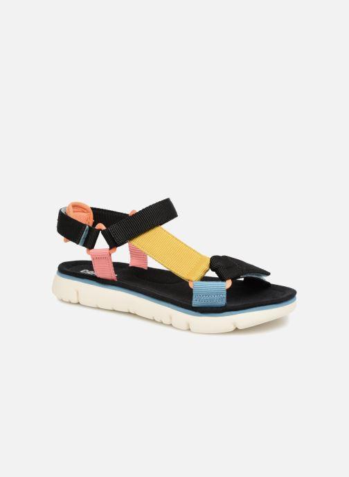 62503c7b57b Camper Oruga 7 (Black) - Sandals chez Sarenza (316880)