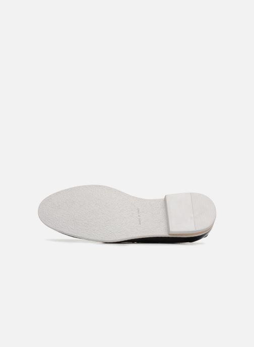 Chaussures à lacets Georgia Rose Ninou Bleu vue haut
