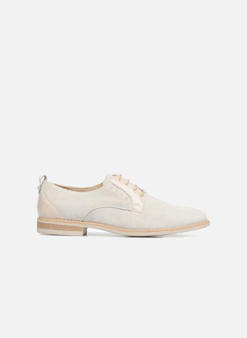 Chaussures à lacets Georgia Rose Ninou Beige vue derrière