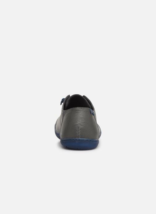 Peu Camper Chez nero 357970 Cami Sneakers K100300 wwr7Zdq