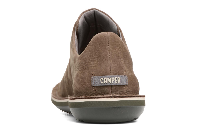Sneakers Camper Beetle 18751-066 Bruin rechts
