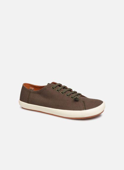 Sneakers Camper Peu rambla Bruin detail