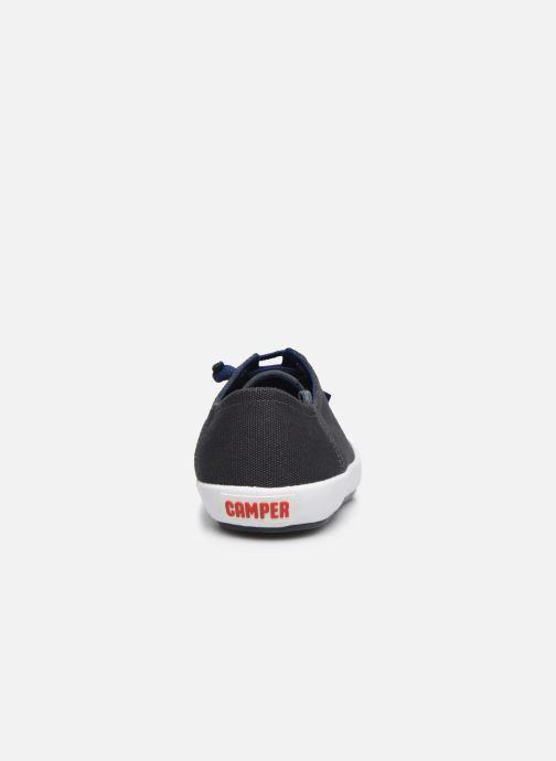 Sneakers Camper Peu rambla Blauw rechts