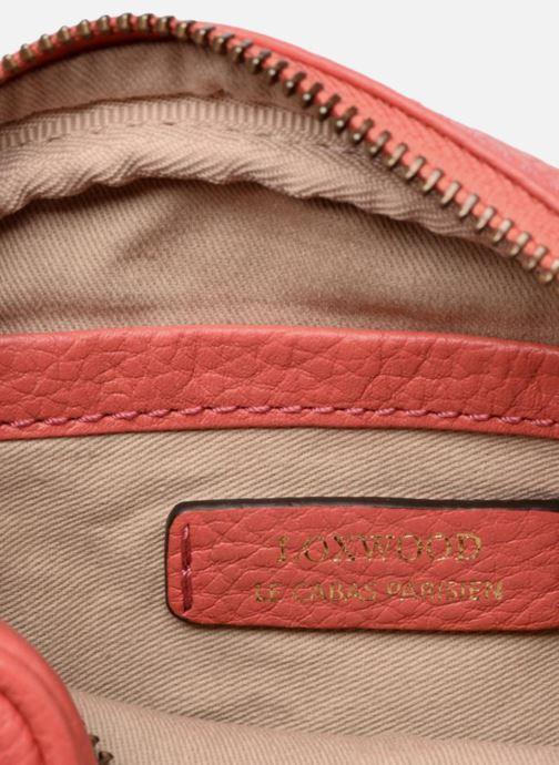 Handtassen Loxwood Crossbody Chaine Viviane Roze achterkant