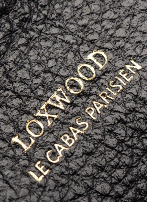 Clutch Loxwood Crossbody Floppy Zwart links