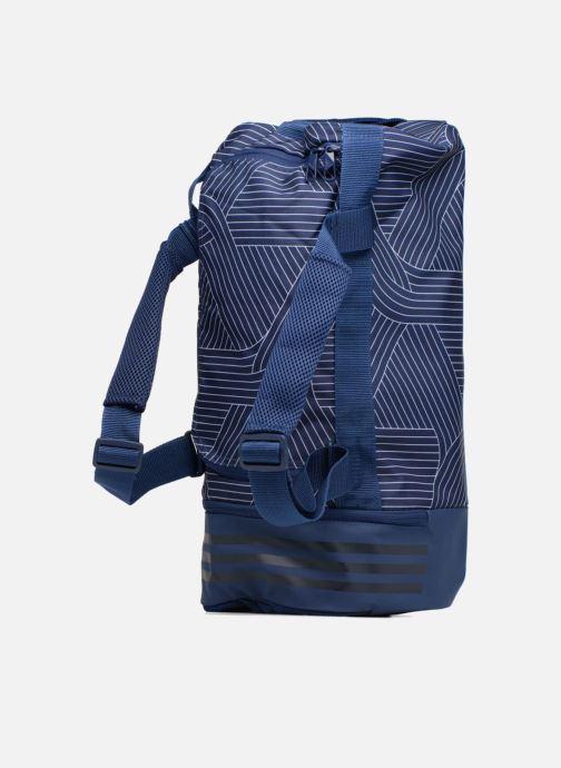 Sacs de sport adidas performance CVRT 3S Duf S Bleu vue gauche