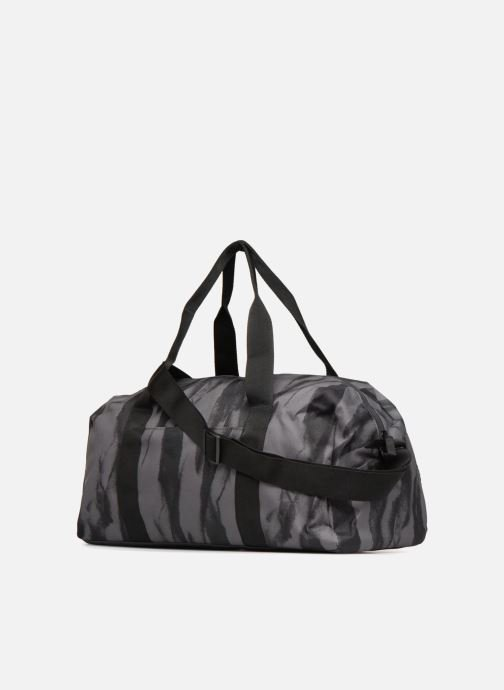 Sports bags adidas performance W TR CO DUF S G Black view from the right