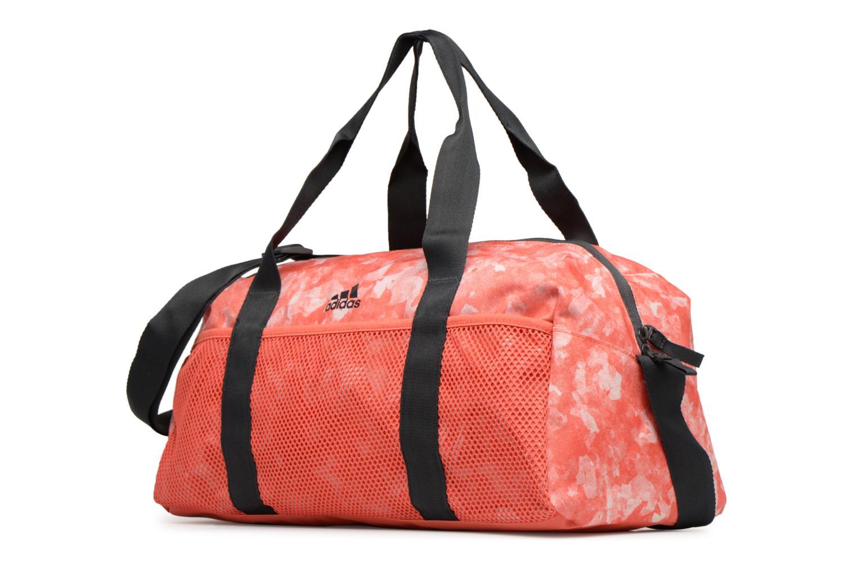 Sporttaschen Adidas Performance W TR CO DUF S G orange schuhe getragen
