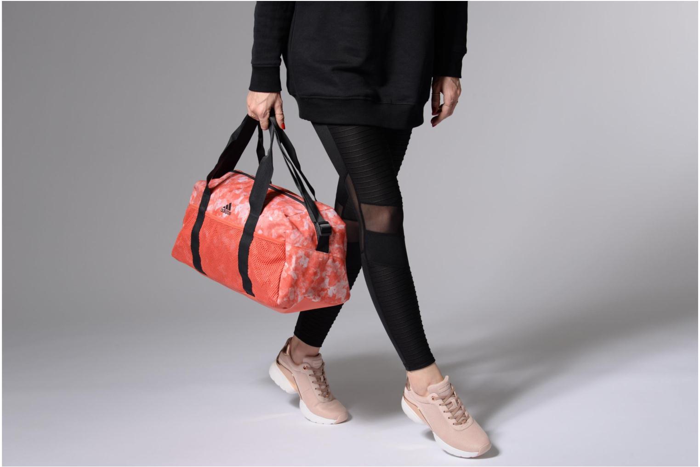 Sporttaschen Adidas Performance W TR CO DUF S G orange ansicht von oben