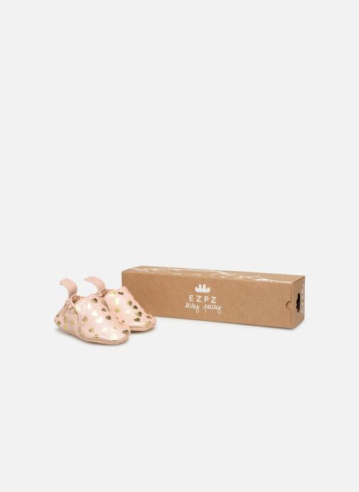 Chaussons Easy Peasy Blumoo Lovely Rose vue détail/paire