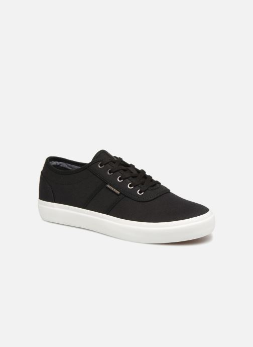Baskets Jack & Jones JFW Austin Canvas Gris vue détail/paire