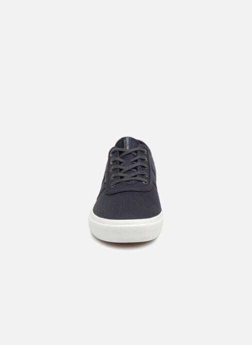 Sneakers Jack & Jones JFW Austin Canvas Azzurro modello indossato