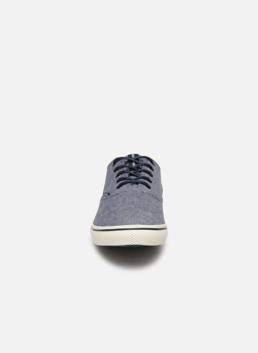 Sneakers Jack & Jones JFW Heath Chambray Blå se skoene på