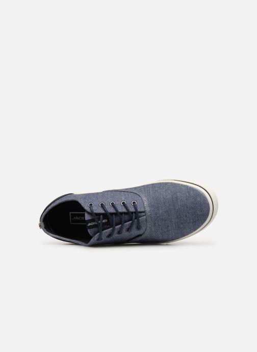 Sneaker Jack & Jones JFW Heath Chambray blau ansicht von links