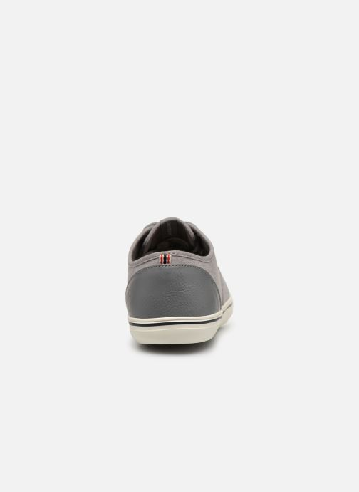Trainers Jack & Jones JFW Heath Chambray Grey view from the right