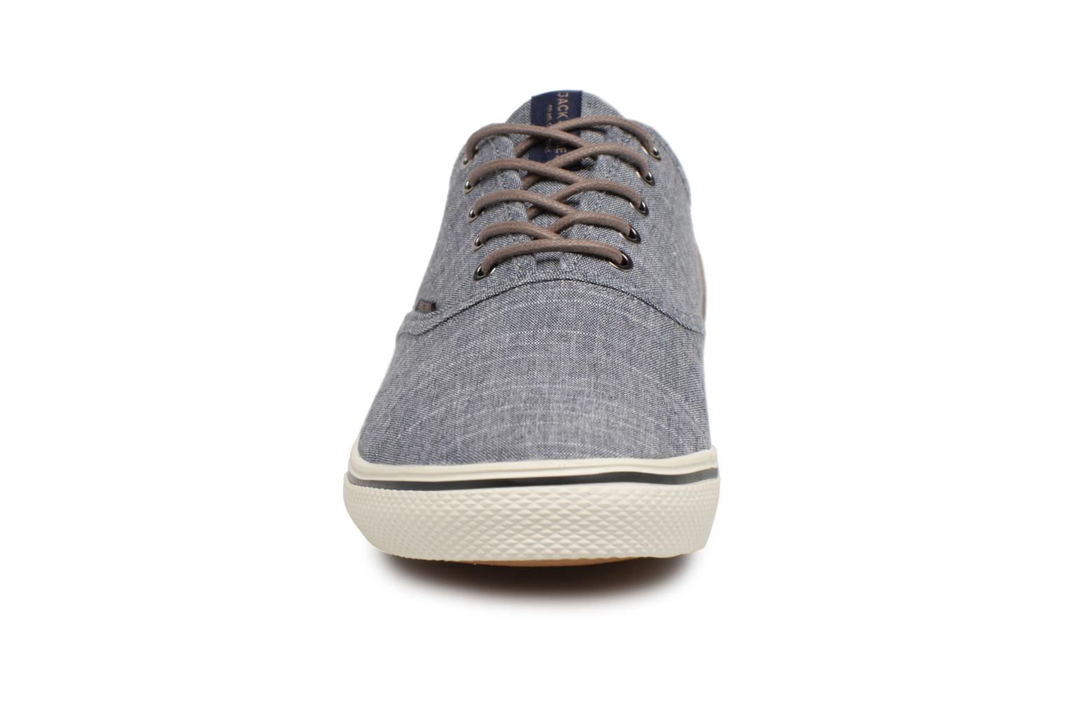 Trainers Jack & Jones JFW Heath Chambray Blue model view
