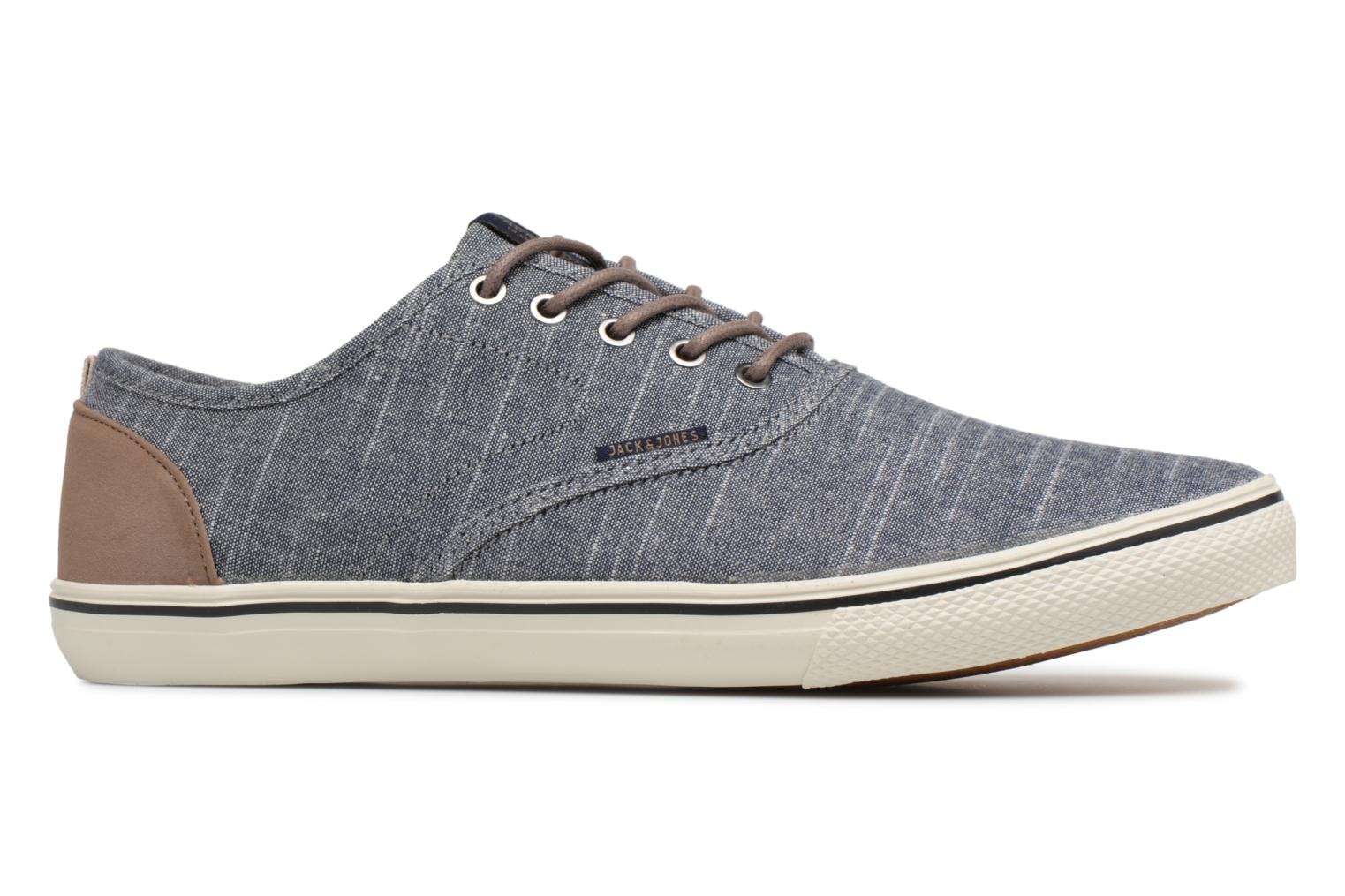 Trainers Jack & Jones JFW Heath Chambray Blue back view