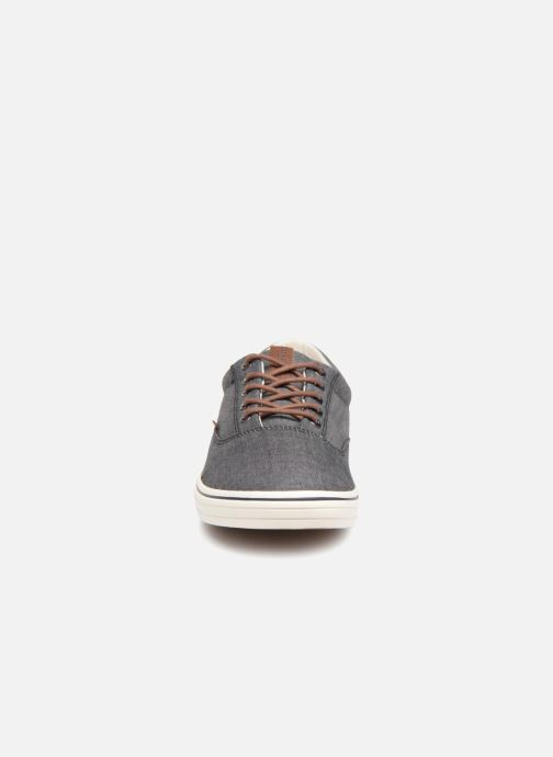 Baskets Jack & Jones JFW Vision Chambray Mix SS Gris vue portées chaussures