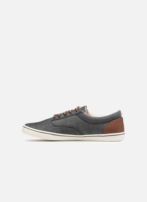 Baskets Jack & Jones JFW Vision Chambray Mix SS Gris vue face