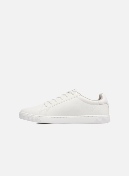 Baskets Jack & Jones JFW Trent Pu Blanc vue face