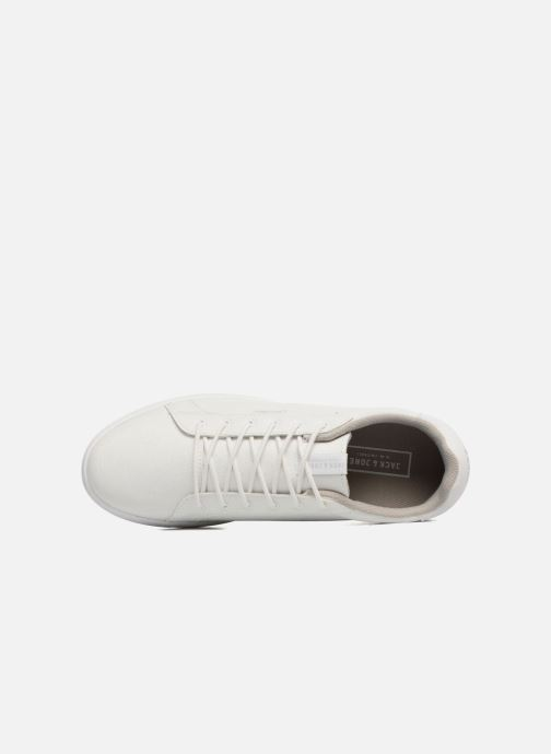 Baskets Jack & Jones JFW Trent Pu Blanc vue gauche