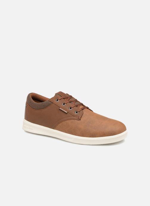 Sneakers Jack & Jones JFW Gaston Pu Combo Marrone vedi dettaglio/paio