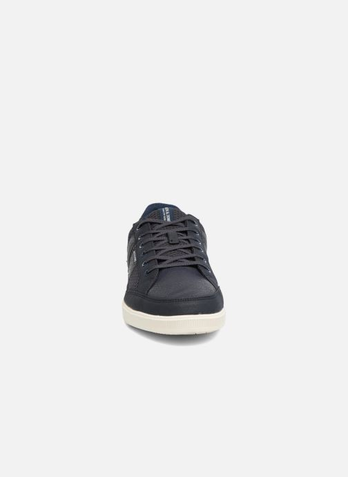 Sneaker Jack & Jones JFW Rayne Mesh Mix blau schuhe getragen