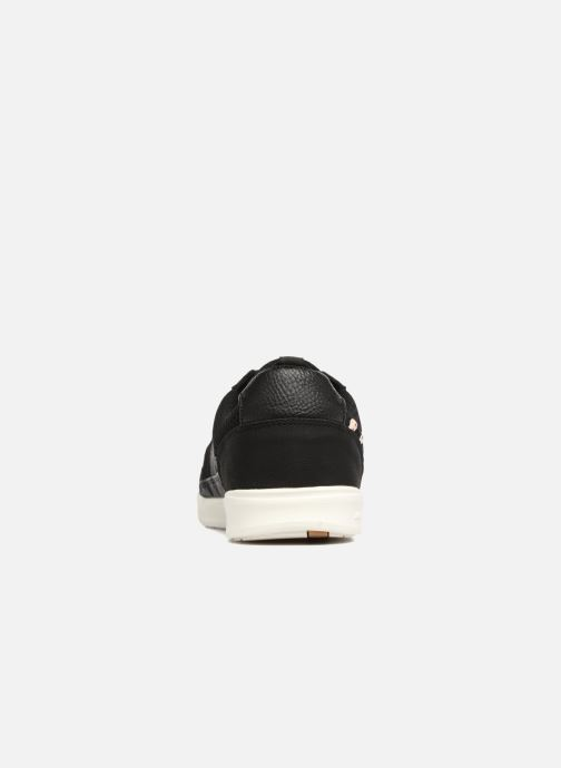 Baskets Jack & Jones JFW Rayne Mesh Mix Noir vue droite